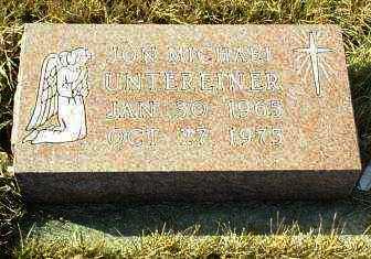 UNTEREINER, JON - Hutchinson County, South Dakota | JON UNTEREINER - South Dakota Gravestone Photos
