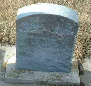 UNTEREINER, MILDRED - Hutchinson County, South Dakota   MILDRED UNTEREINER - South Dakota Gravestone Photos