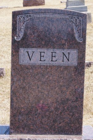 VEEN,  FAMILY MARKER - Hutchinson County, South Dakota |  FAMILY MARKER VEEN - South Dakota Gravestone Photos