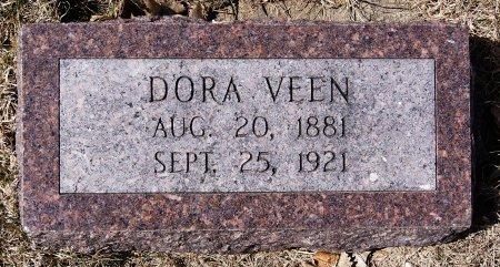 VEEN, DORA - Hutchinson County, South Dakota | DORA VEEN - South Dakota Gravestone Photos