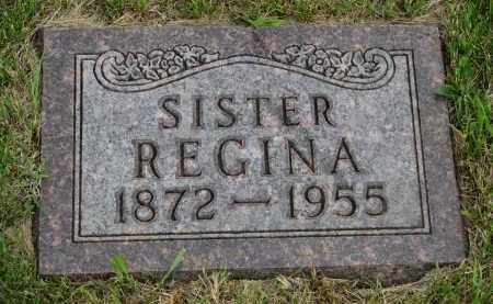 VETTER, REGINA - Hutchinson County, South Dakota | REGINA VETTER - South Dakota Gravestone Photos