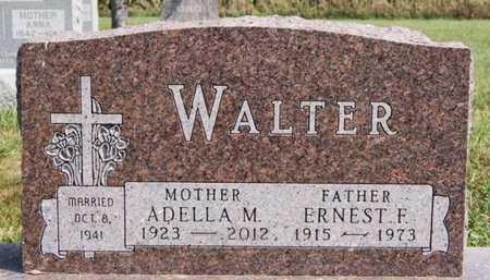 WALTER, ERNEST F - Hutchinson County, South Dakota   ERNEST F WALTER - South Dakota Gravestone Photos