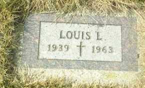 WEBER, LOUIS - Hutchinson County, South Dakota   LOUIS WEBER - South Dakota Gravestone Photos