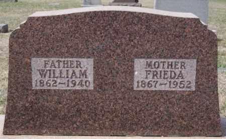 WERNING, WILLIAM - Hutchinson County, South Dakota   WILLIAM WERNING - South Dakota Gravestone Photos