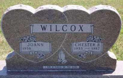 WILCOX, CHESTER B - Hutchinson County, South Dakota | CHESTER B WILCOX - South Dakota Gravestone Photos