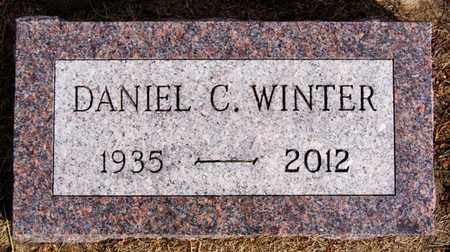WINTER, DANIEL C - Hutchinson County, South Dakota | DANIEL C WINTER - South Dakota Gravestone Photos
