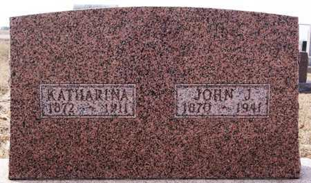 WIPF, KATHARINA - Hutchinson County, South Dakota | KATHARINA WIPF - South Dakota Gravestone Photos