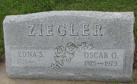 ZIEGLER, OSCAR O - Hutchinson County, South Dakota | OSCAR O ZIEGLER - South Dakota Gravestone Photos