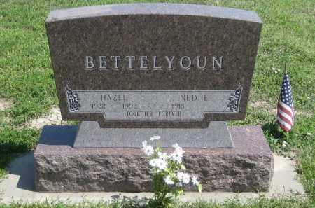 BETTELYOUN, HAZEL - Jackson County, South Dakota | HAZEL BETTELYOUN - South Dakota Gravestone Photos