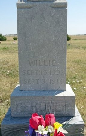 HERCHER, WILLIE - Jackson County, South Dakota | WILLIE HERCHER - South Dakota Gravestone Photos
