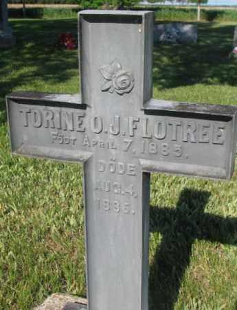 FLOTREE, TORINE O.J. - Jerauld County, South Dakota | TORINE O.J. FLOTREE - South Dakota Gravestone Photos