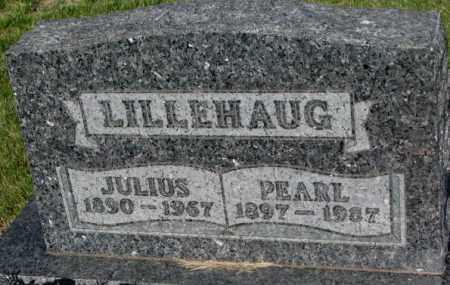 LILLIEHAUG, PEARL - Jerauld County, South Dakota | PEARL LILLIEHAUG - South Dakota Gravestone Photos