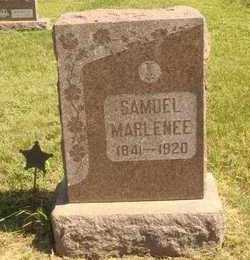 MARLENEE, SAMUEL - Jerauld County, South Dakota | SAMUEL MARLENEE - South Dakota Gravestone Photos