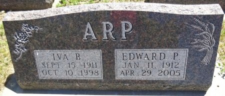 ARP, IVA - Jones County, South Dakota | IVA ARP - South Dakota Gravestone Photos