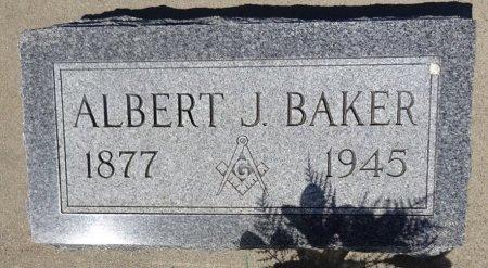 BAKER, ALBERT - Jones County, South Dakota | ALBERT BAKER - South Dakota Gravestone Photos