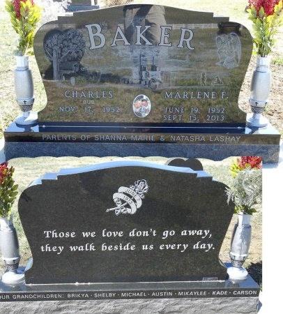 "BAKER, CHARLES ""BUB"" - Jones County, South Dakota | CHARLES ""BUB"" BAKER - South Dakota Gravestone Photos"
