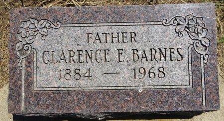 BARNES, CLARENCE - Jones County, South Dakota | CLARENCE BARNES - South Dakota Gravestone Photos