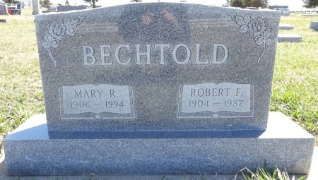 BECHTOLD, MARY - Jones County, South Dakota | MARY BECHTOLD - South Dakota Gravestone Photos