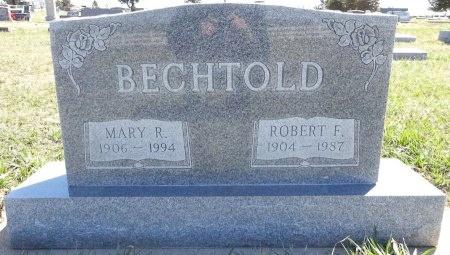 BECHTOLD, ROBERT - Jones County, South Dakota | ROBERT BECHTOLD - South Dakota Gravestone Photos