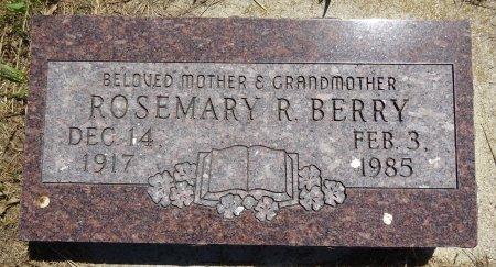 BERRY, ROSEMARY - Jones County, South Dakota   ROSEMARY BERRY - South Dakota Gravestone Photos