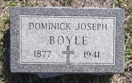 BOYLE, DOMINICK - Jones County, South Dakota | DOMINICK BOYLE - South Dakota Gravestone Photos