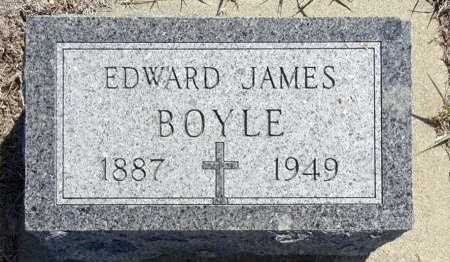 BOYLE, EDWARD - Jones County, South Dakota | EDWARD BOYLE - South Dakota Gravestone Photos