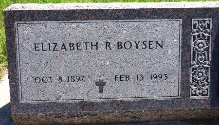 BOYSEN, ELIZABETH - Jones County, South Dakota   ELIZABETH BOYSEN - South Dakota Gravestone Photos