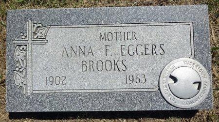 EGGERS BROOKS, ANNA - Jones County, South Dakota | ANNA EGGERS BROOKS - South Dakota Gravestone Photos