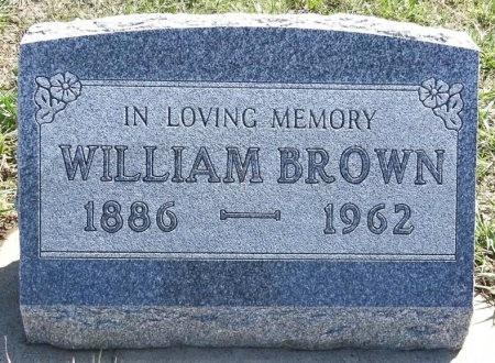 BROWN, WILLIAM - Jones County, South Dakota | WILLIAM BROWN - South Dakota Gravestone Photos
