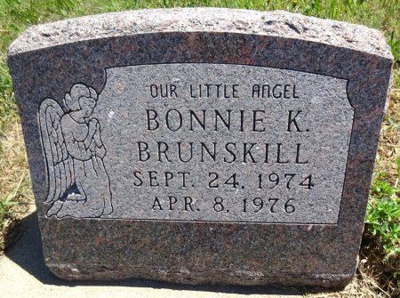 BRUNSKILL, BONNIE - Jones County, South Dakota | BONNIE BRUNSKILL - South Dakota Gravestone Photos