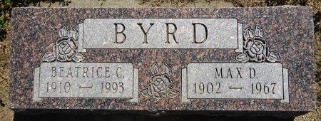 BYRD, BEATRICE - Jones County, South Dakota | BEATRICE BYRD - South Dakota Gravestone Photos