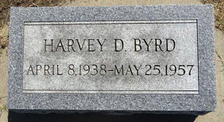 BYRD, HARVEY - Jones County, South Dakota | HARVEY BYRD - South Dakota Gravestone Photos