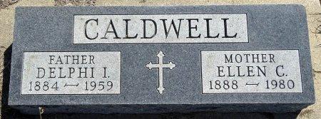 CALDWELL, DELPHI - Jones County, South Dakota | DELPHI CALDWELL - South Dakota Gravestone Photos
