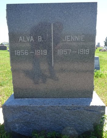 CALLEN, JENNIE - Jones County, South Dakota | JENNIE CALLEN - South Dakota Gravestone Photos