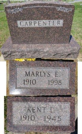 CARPENTER, KENT - Jones County, South Dakota   KENT CARPENTER - South Dakota Gravestone Photos