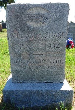 CHASE, WILLIAM - Jones County, South Dakota | WILLIAM CHASE - South Dakota Gravestone Photos