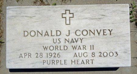 CONVEY, DONALD - Jones County, South Dakota   DONALD CONVEY - South Dakota Gravestone Photos