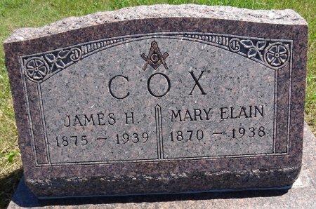 COX, MARY - Jones County, South Dakota | MARY COX - South Dakota Gravestone Photos