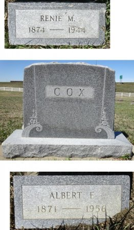 COX, RENIE - Jones County, South Dakota | RENIE COX - South Dakota Gravestone Photos