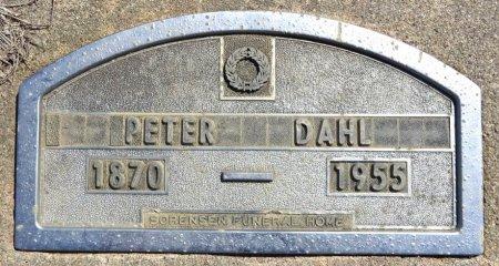 DAHL, PETER - Jones County, South Dakota | PETER DAHL - South Dakota Gravestone Photos
