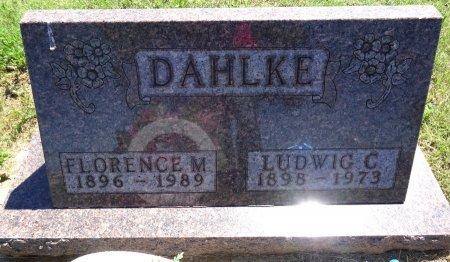 DAHLKE, LUDWIG - Jones County, South Dakota | LUDWIG DAHLKE - South Dakota Gravestone Photos