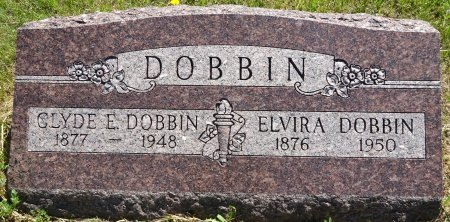 DOBBIN, CLYDE - Jones County, South Dakota | CLYDE DOBBIN - South Dakota Gravestone Photos
