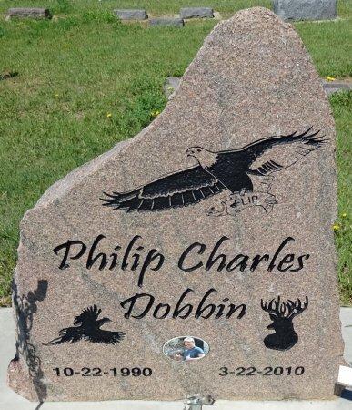 DOBBIN, PHILIP - Jones County, South Dakota   PHILIP DOBBIN - South Dakota Gravestone Photos