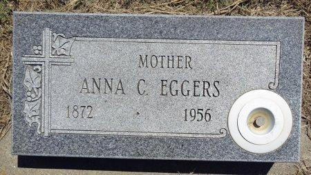 EGGERS, ANNA C. - Jones County, South Dakota | ANNA C. EGGERS - South Dakota Gravestone Photos