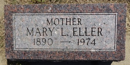 ELLER, MARY - Jones County, South Dakota | MARY ELLER - South Dakota Gravestone Photos