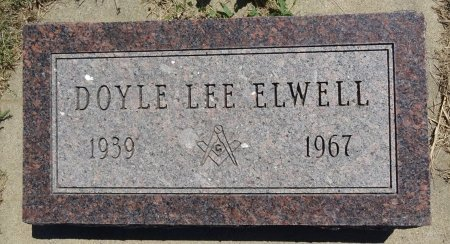 ELWELL, DOYLE - Jones County, South Dakota | DOYLE ELWELL - South Dakota Gravestone Photos