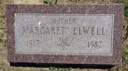 ELWELL, MARGARET - Jones County, South Dakota | MARGARET ELWELL - South Dakota Gravestone Photos