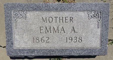 ENGLAND, EMMA - Jones County, South Dakota | EMMA ENGLAND - South Dakota Gravestone Photos