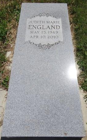 ENGLAND, JUDITH - Jones County, South Dakota | JUDITH ENGLAND - South Dakota Gravestone Photos