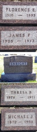 ENRIGHT, JAMES P. - Jones County, South Dakota | JAMES P. ENRIGHT - South Dakota Gravestone Photos